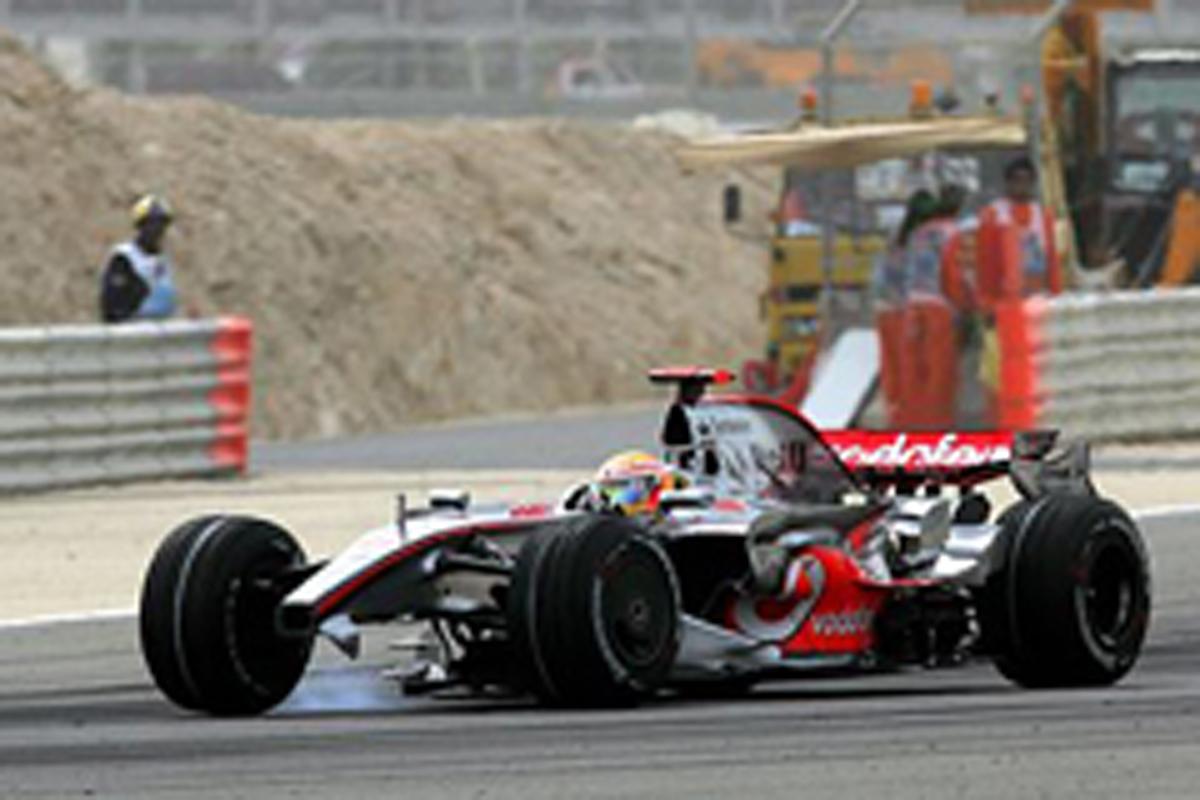 マクラーレンのF1情報 - 2008年0...