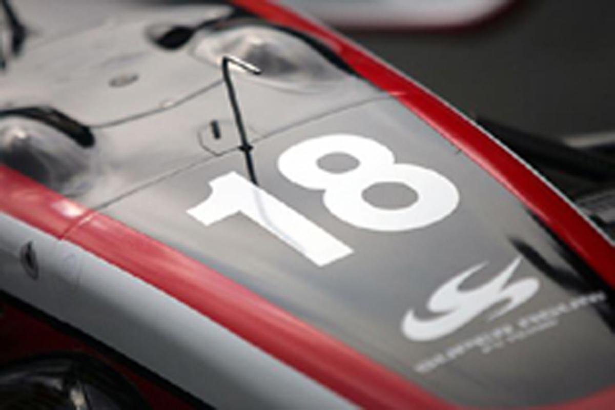 スーパーアグリ 歴代F1マシン