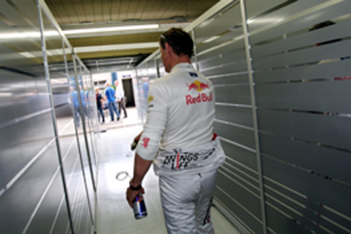デビッド・クルサード 引退レース