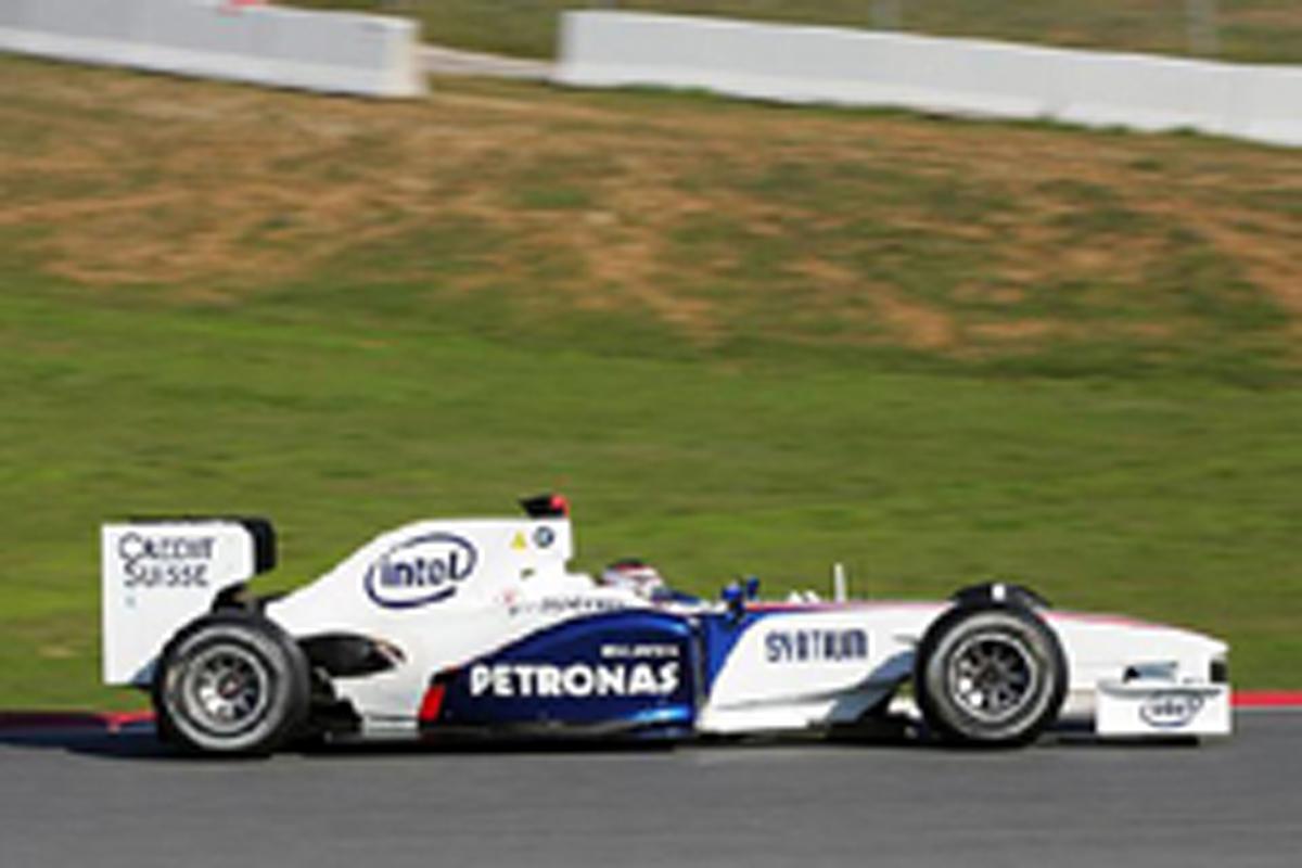 F1 2009年 マシンレギュレーション