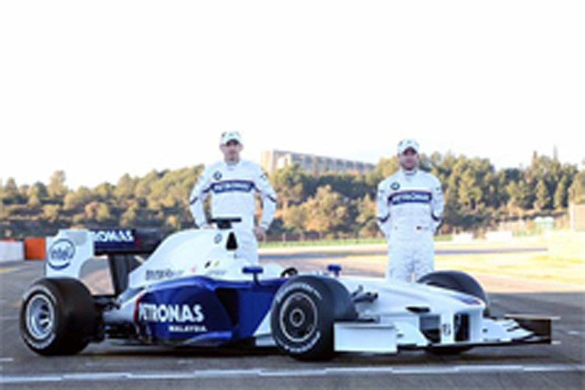BMWザウバー F1.09