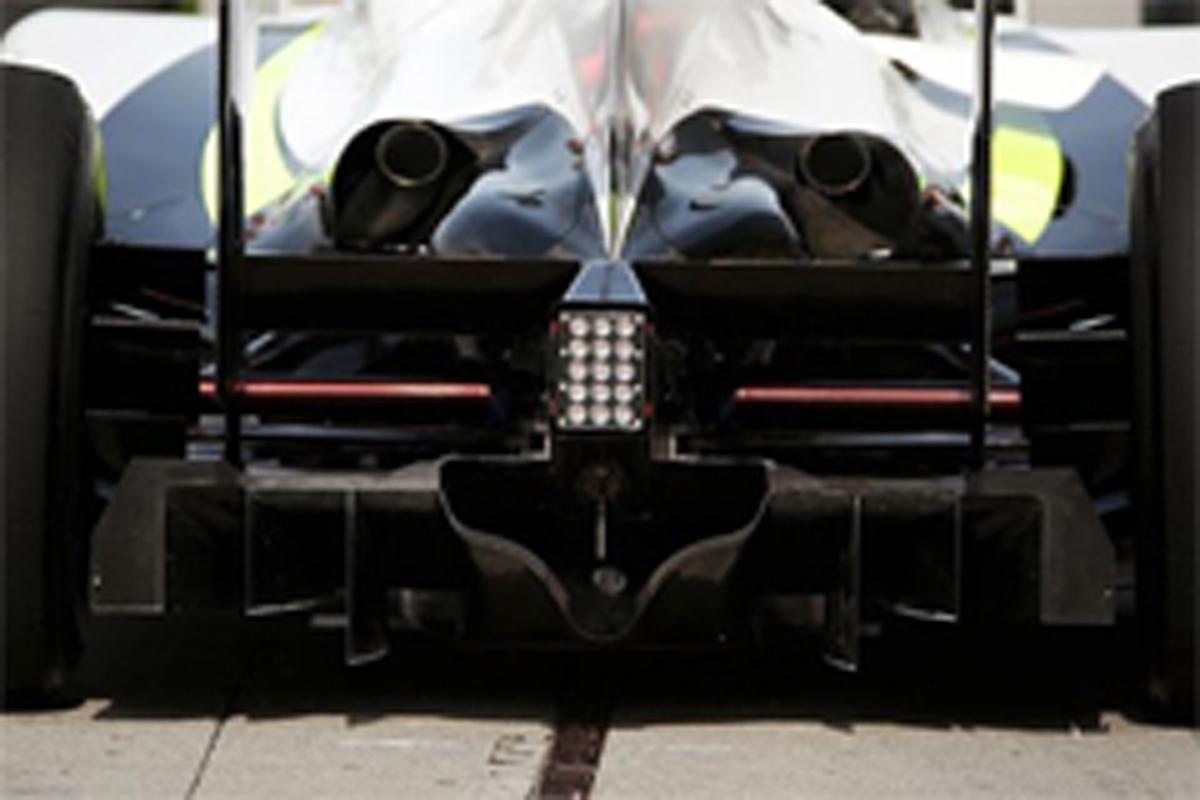 F1 ディフューザーに合法との判決