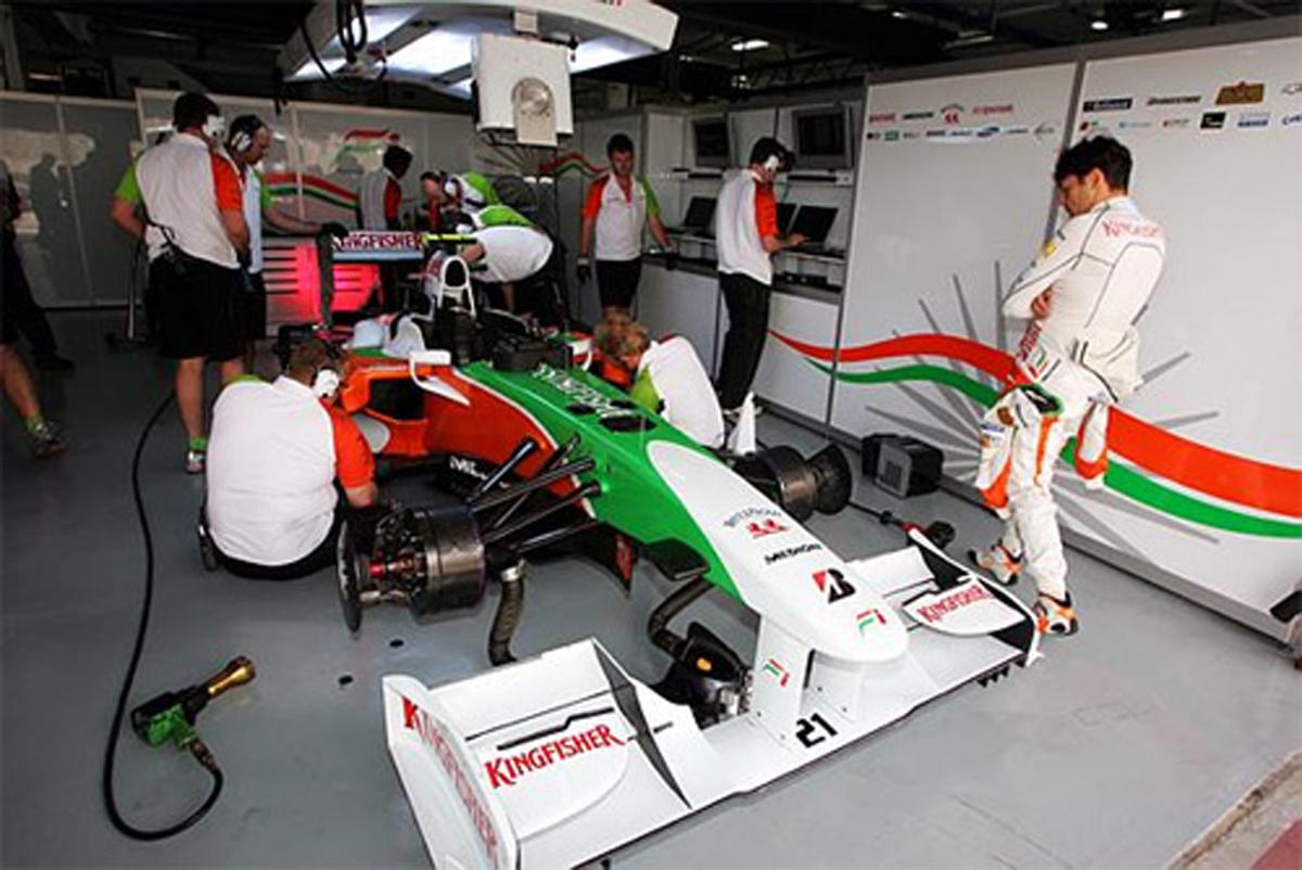 フォース・インディア VJM02