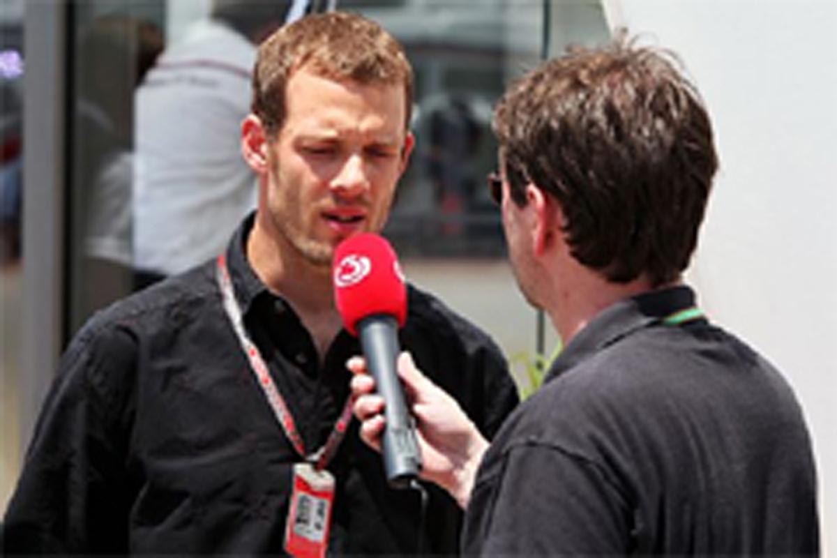 アレクサンダー・ブルツ F1