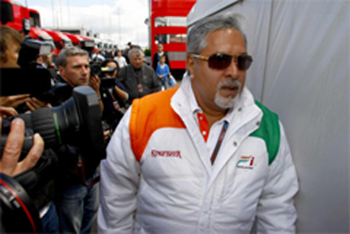 フォース・インディア F1