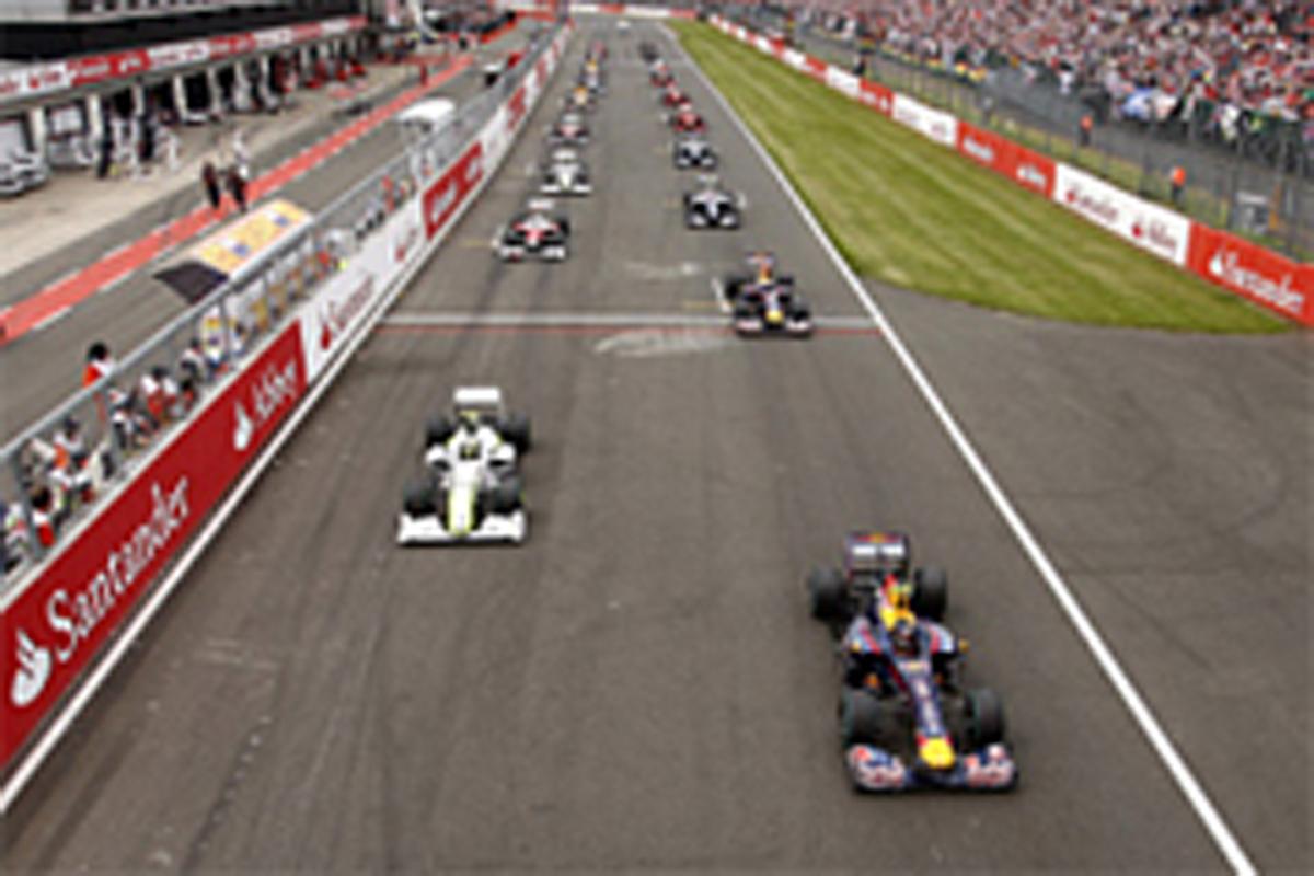 F1分裂騒動、終結