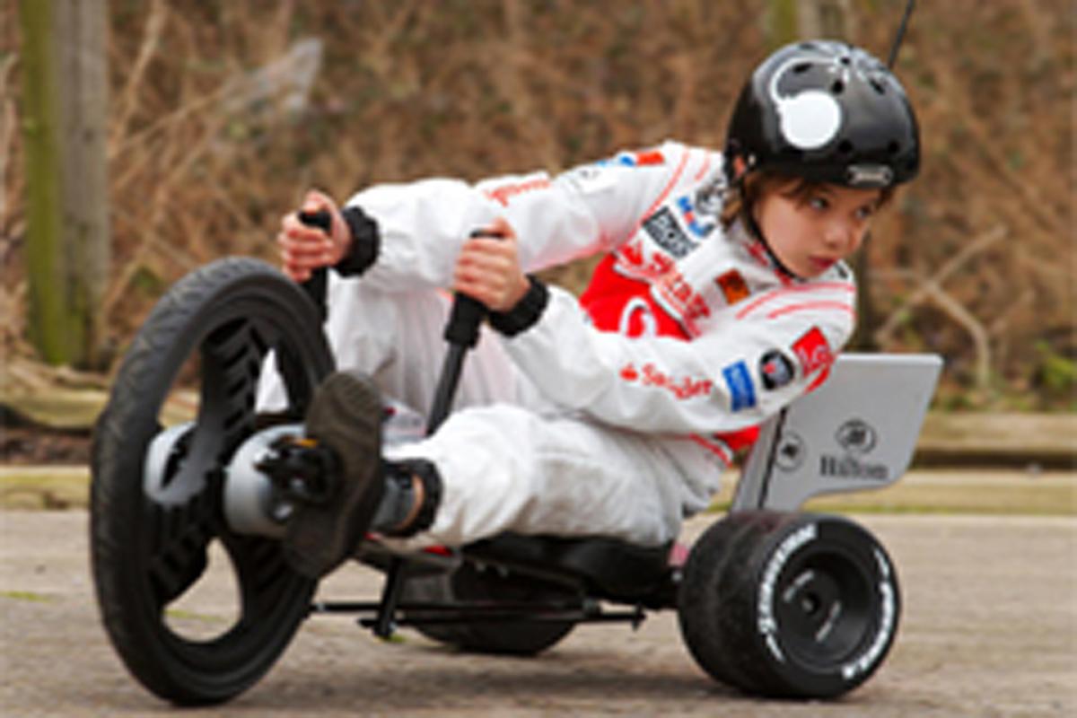 マクラーレン F1三輪車