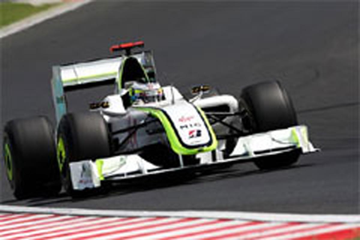 ブラウンGP F1ハンガリーGP 予選