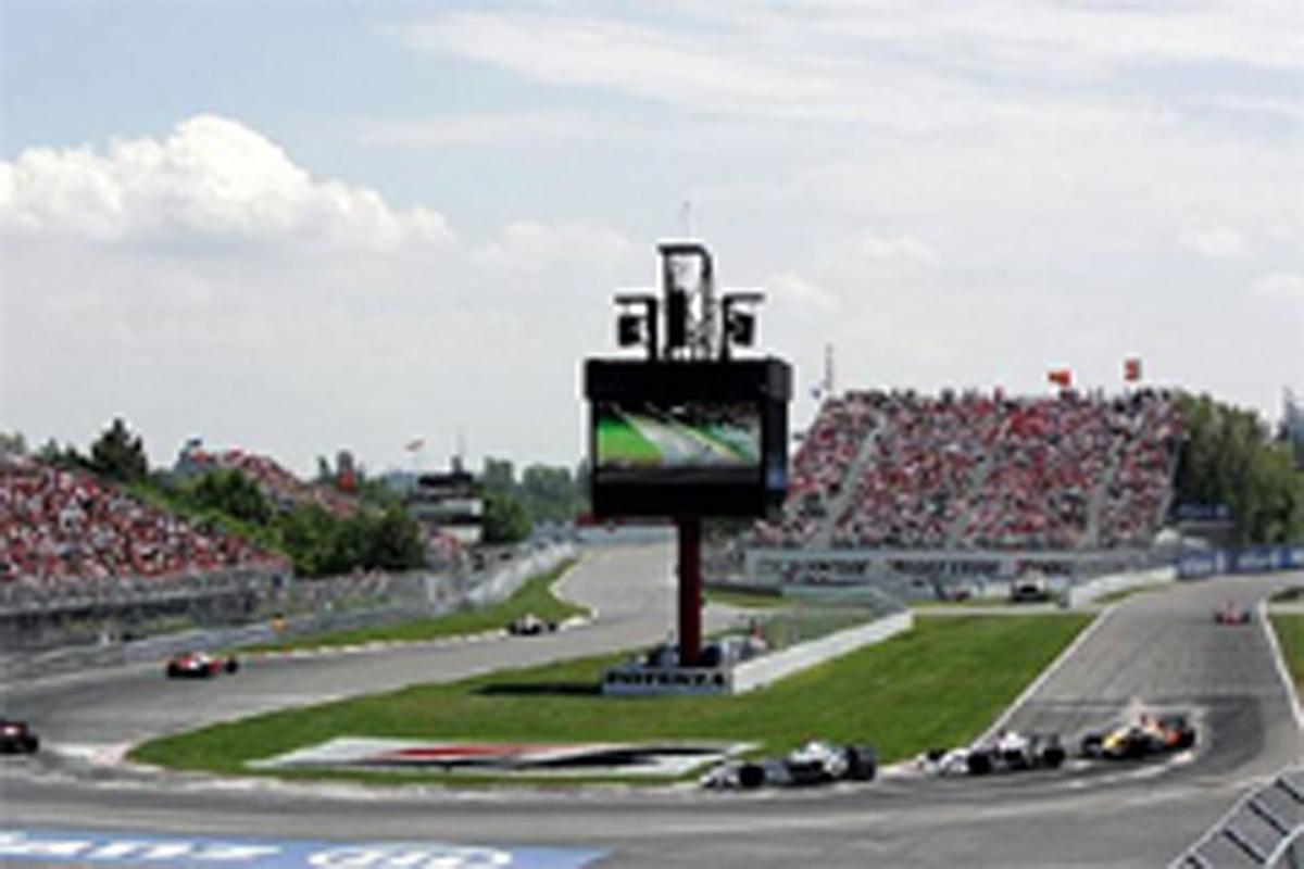 F1カナダGP