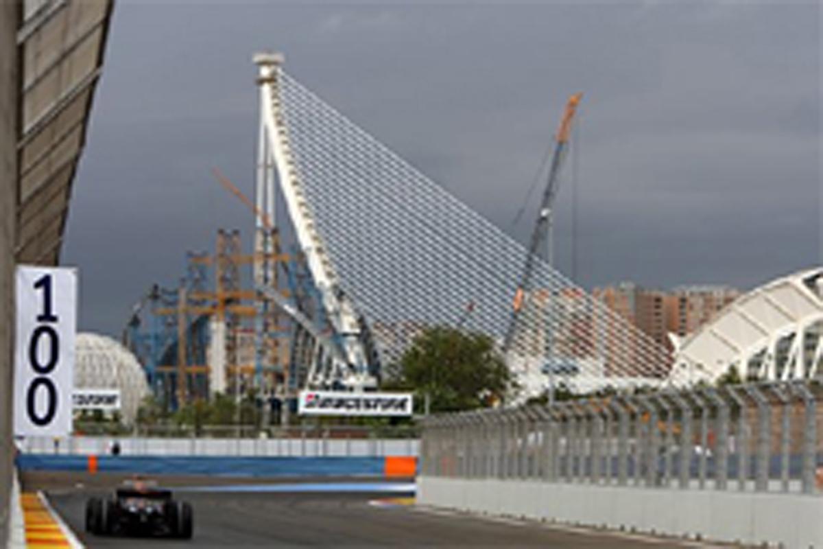 F1 ヨーロッパGP