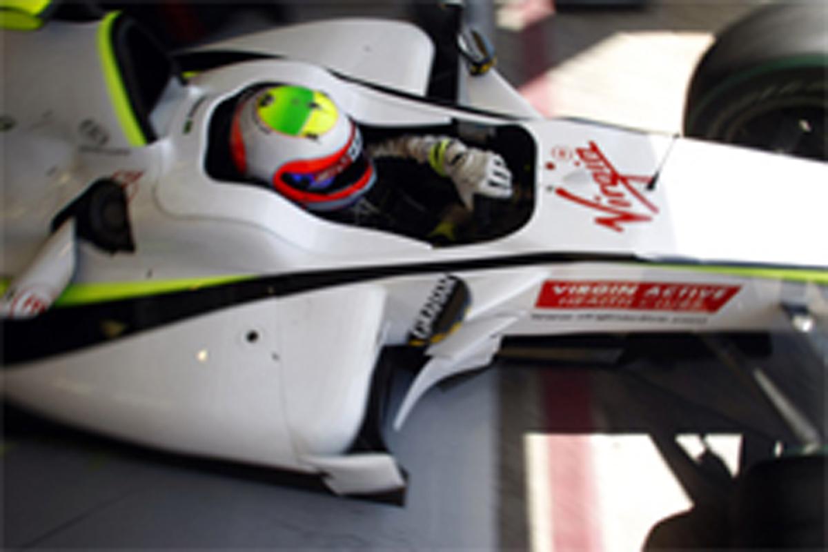 ブラウンGP F1ヨーロッパGP 予選