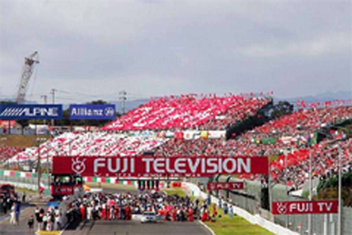 2010年 F1日本GP 鈴鹿