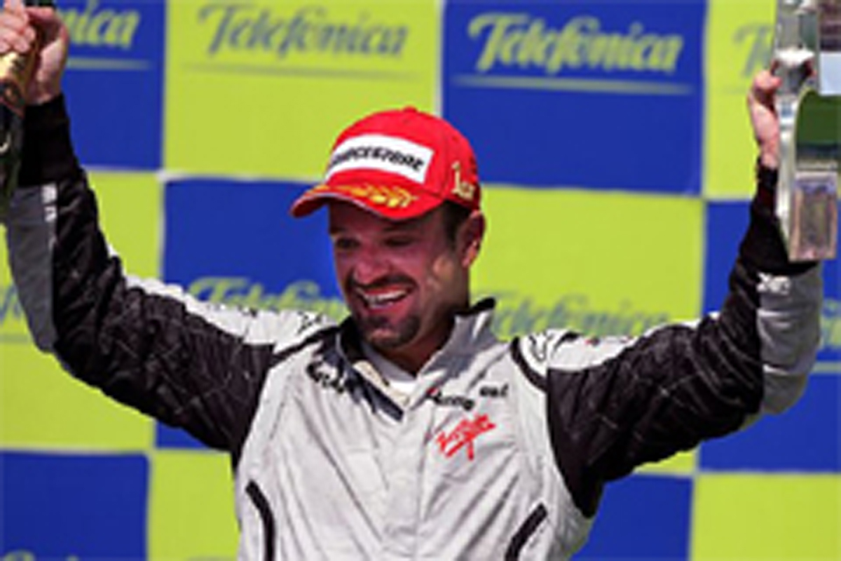 ブラウンGP F1ヨーロッパGP 結果