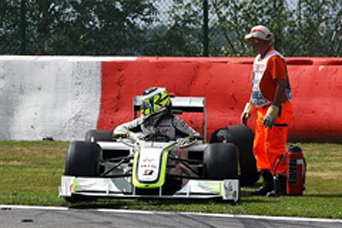 ブラウンGP F1ベルギーGP 結果