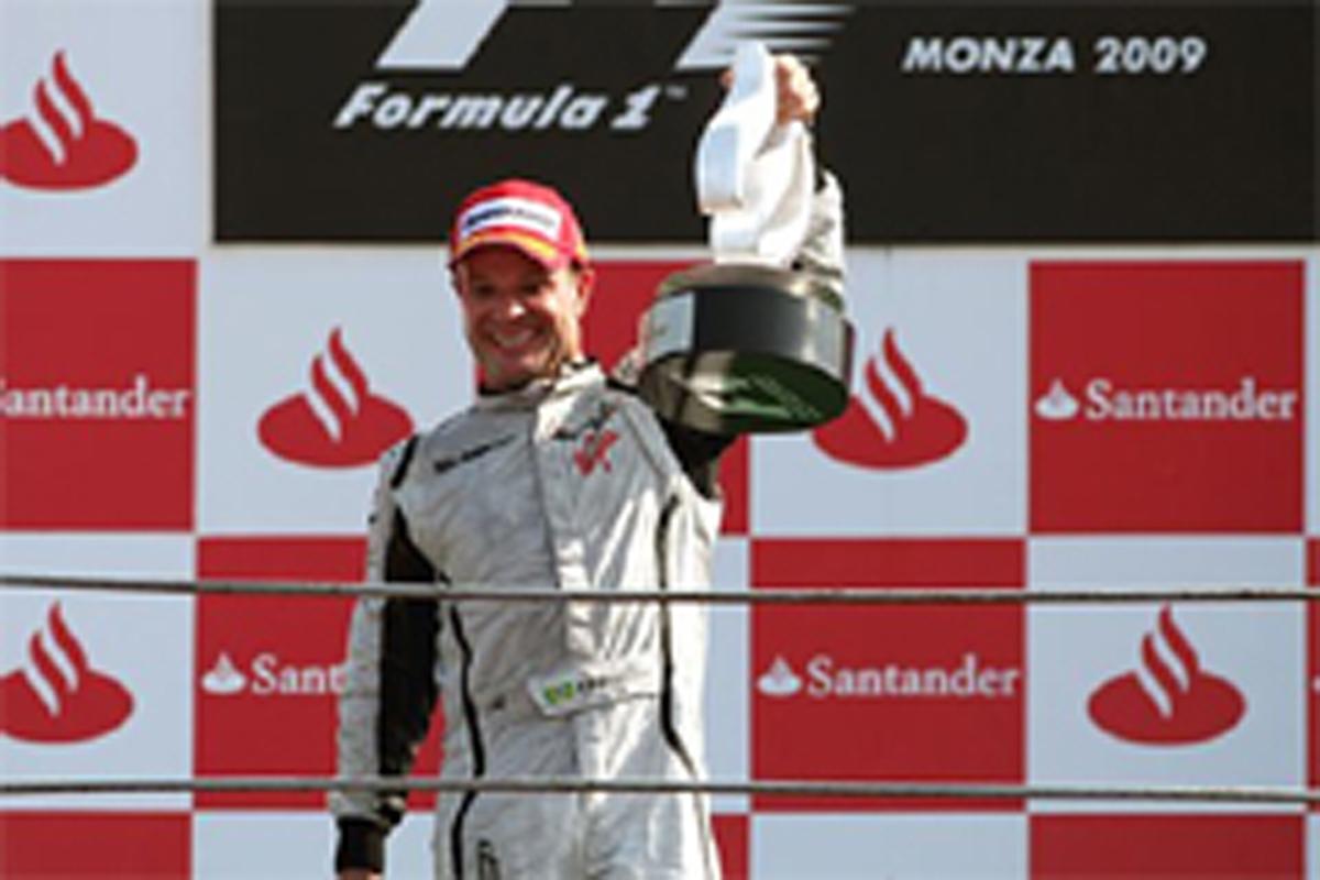 ルーベンス・バリチェロ ブラウンGP F1イタリアGP