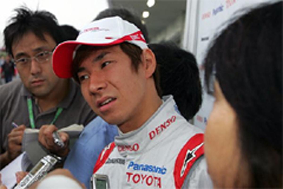 小林可夢偉 F1ブラジルGP 出場決定