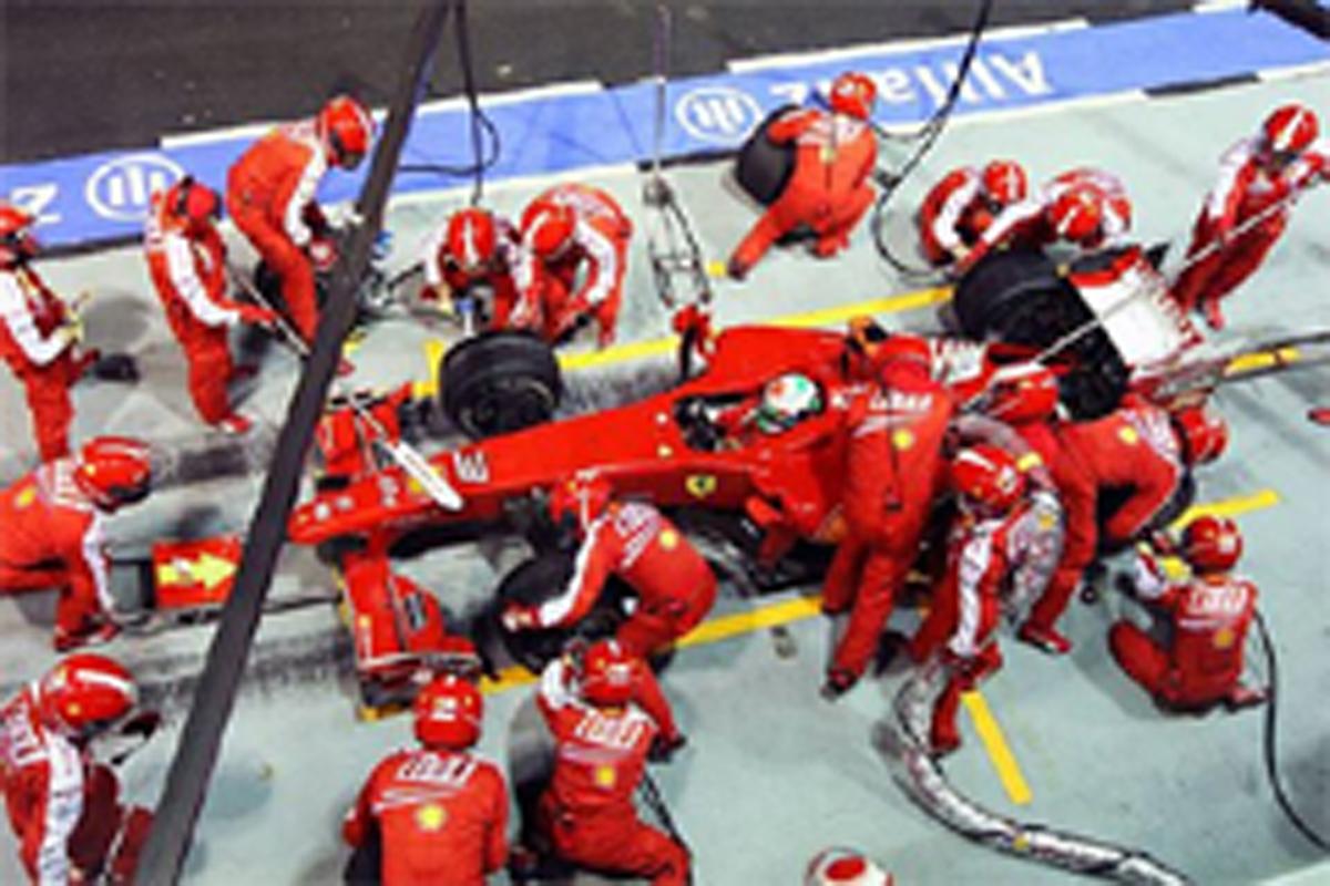 2010年 F1レギュレーション