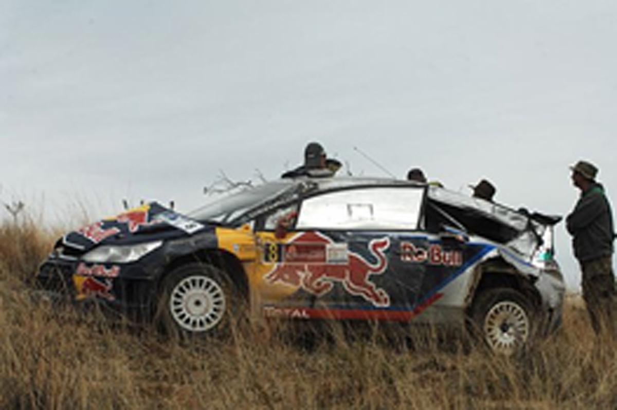 シトロエン C4 WRC