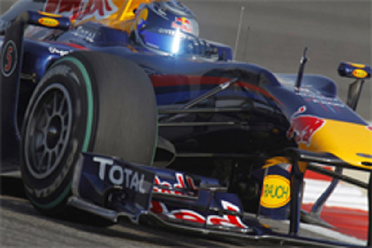 F1 バーレーンGP 予選 セバスチャン・ベッテル