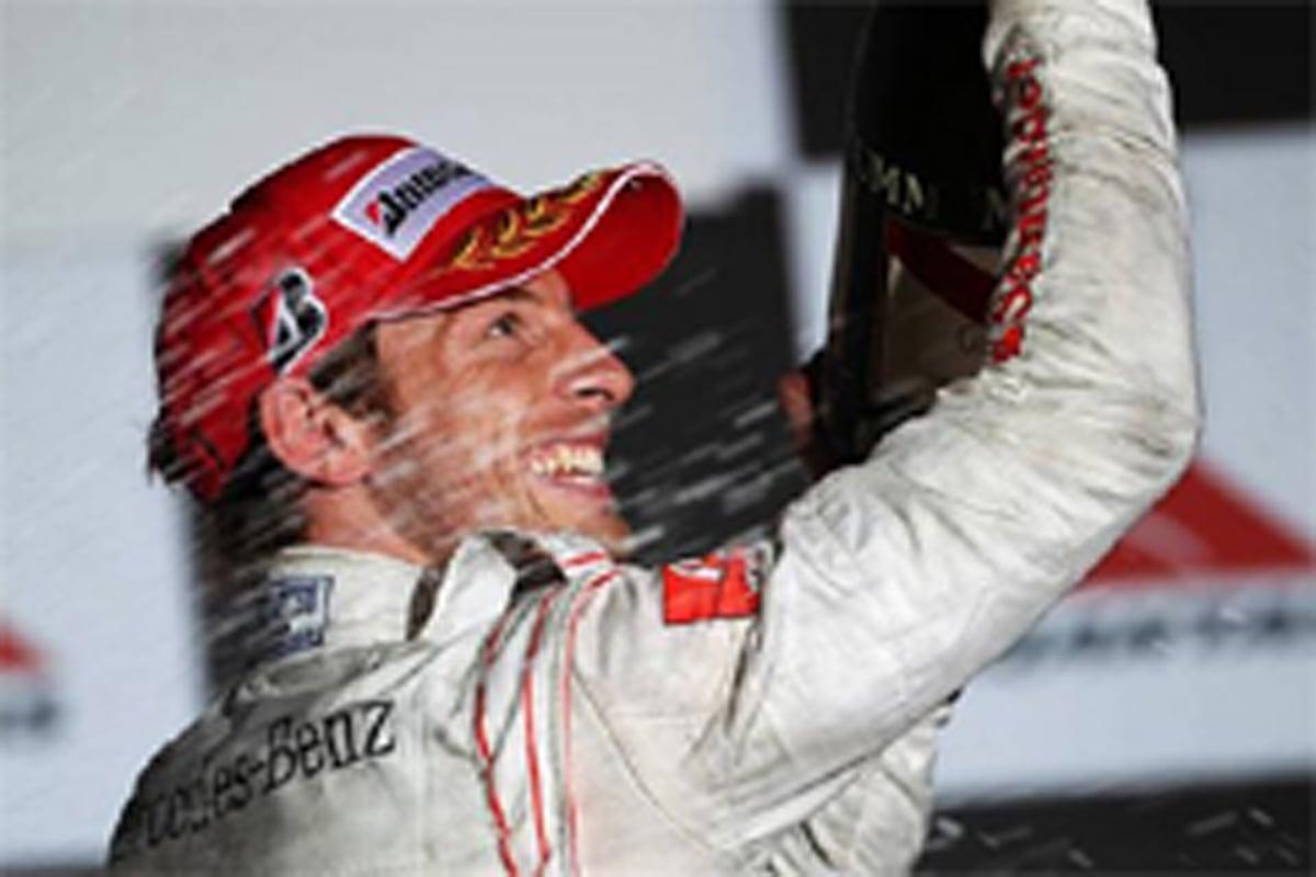 ジェンソン・バトン F1 オーストラリアGP