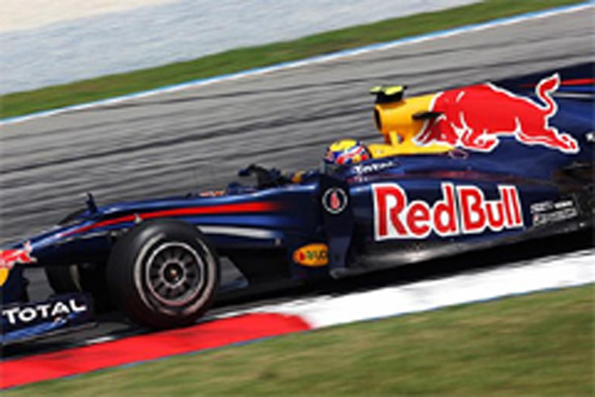 F1マレーシアGP フリー走行3回目