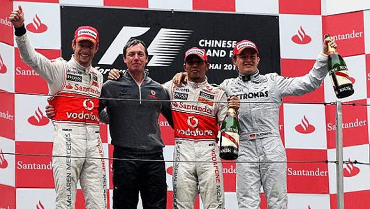 F1中国GP ドライバーコメント