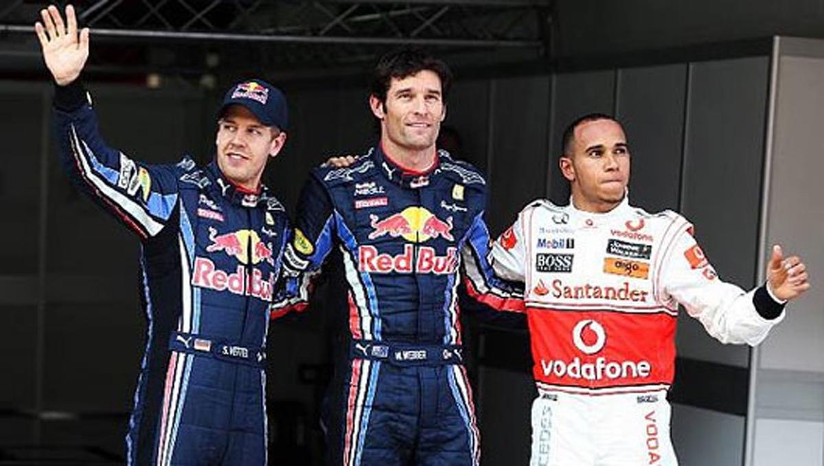 F1スペインGP 予選