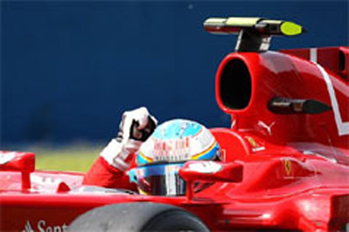 フェラーリ F1スペインGP 結果