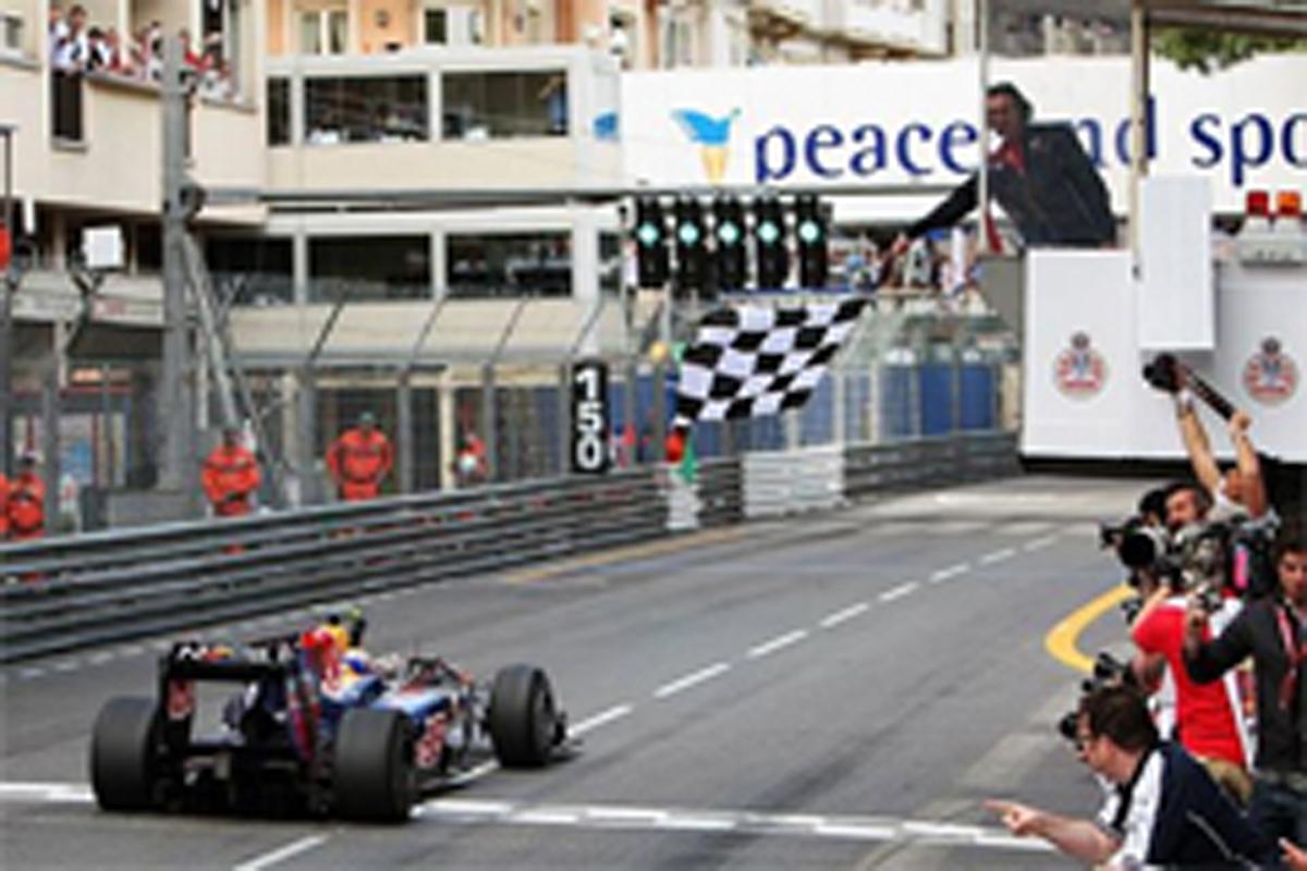 F1モナコGP セーフティカー