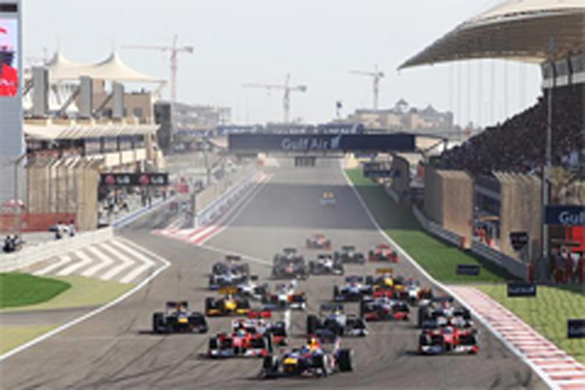 F1 2011年 参戦チーム