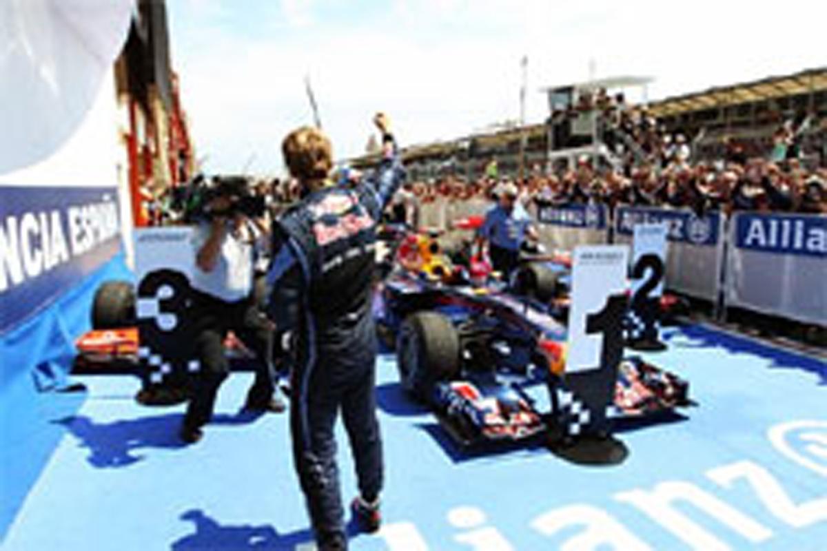 F1ヨーロッパGP