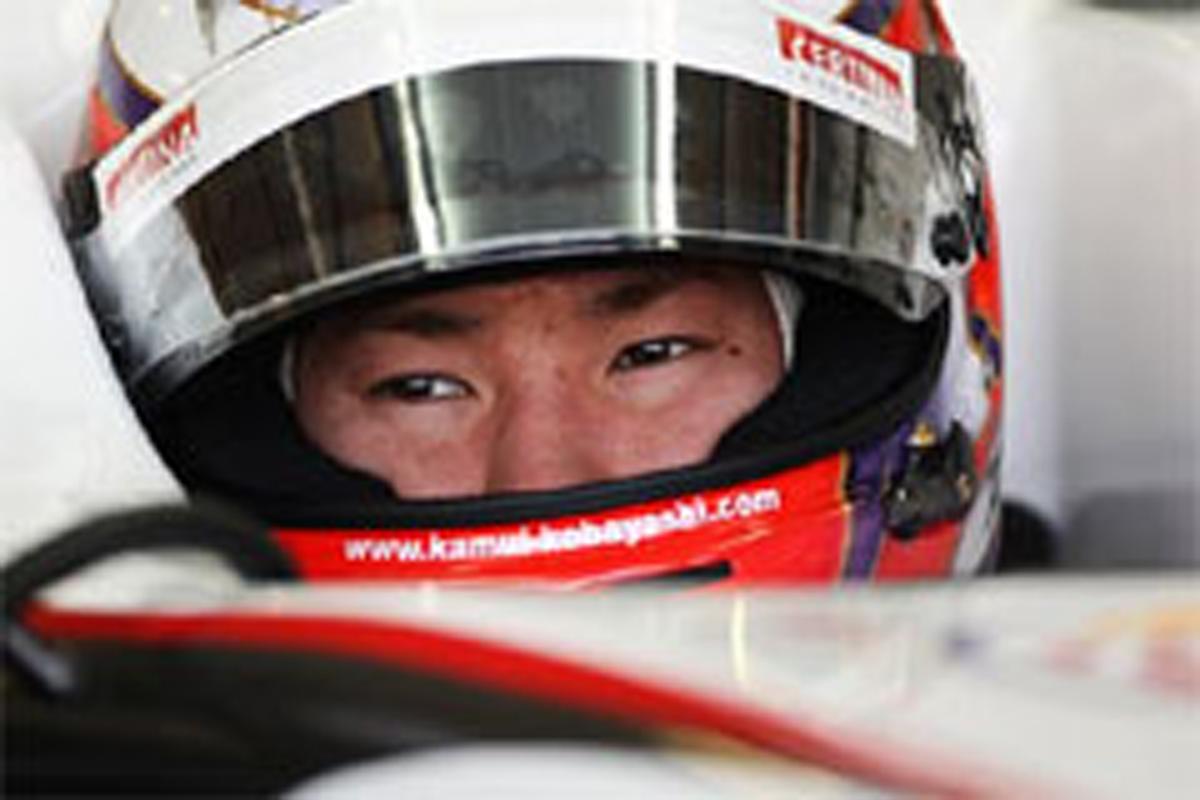 小林可夢偉 ザウバー F1ヨーロッパGP 結果