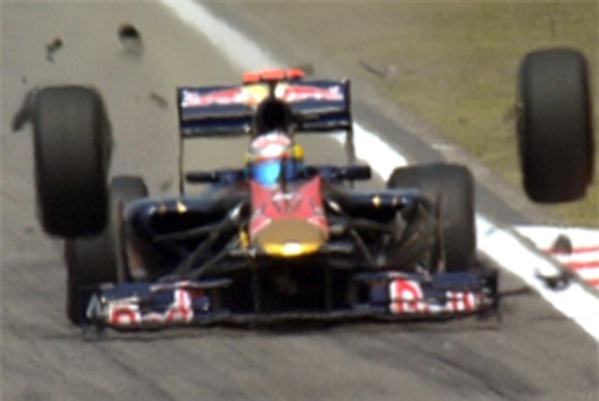 F1 ホイールテザー