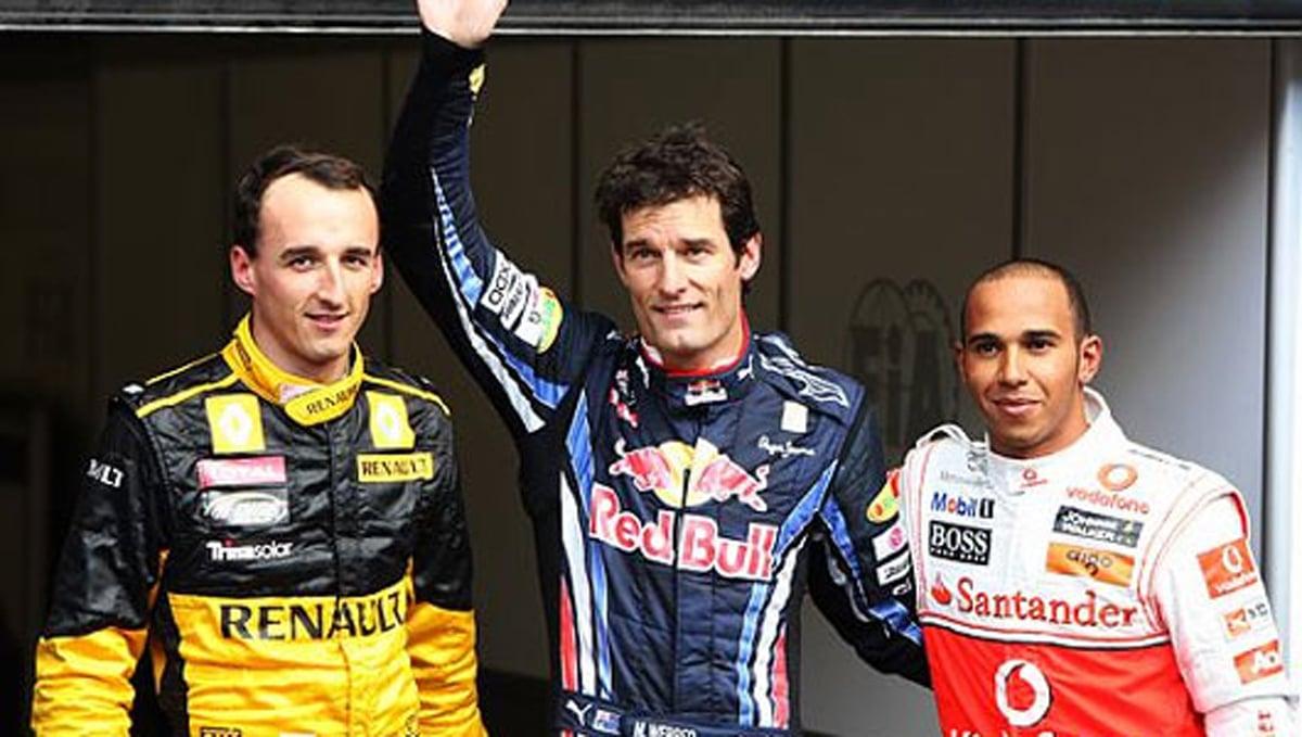 F1 ベルギーGP 予選