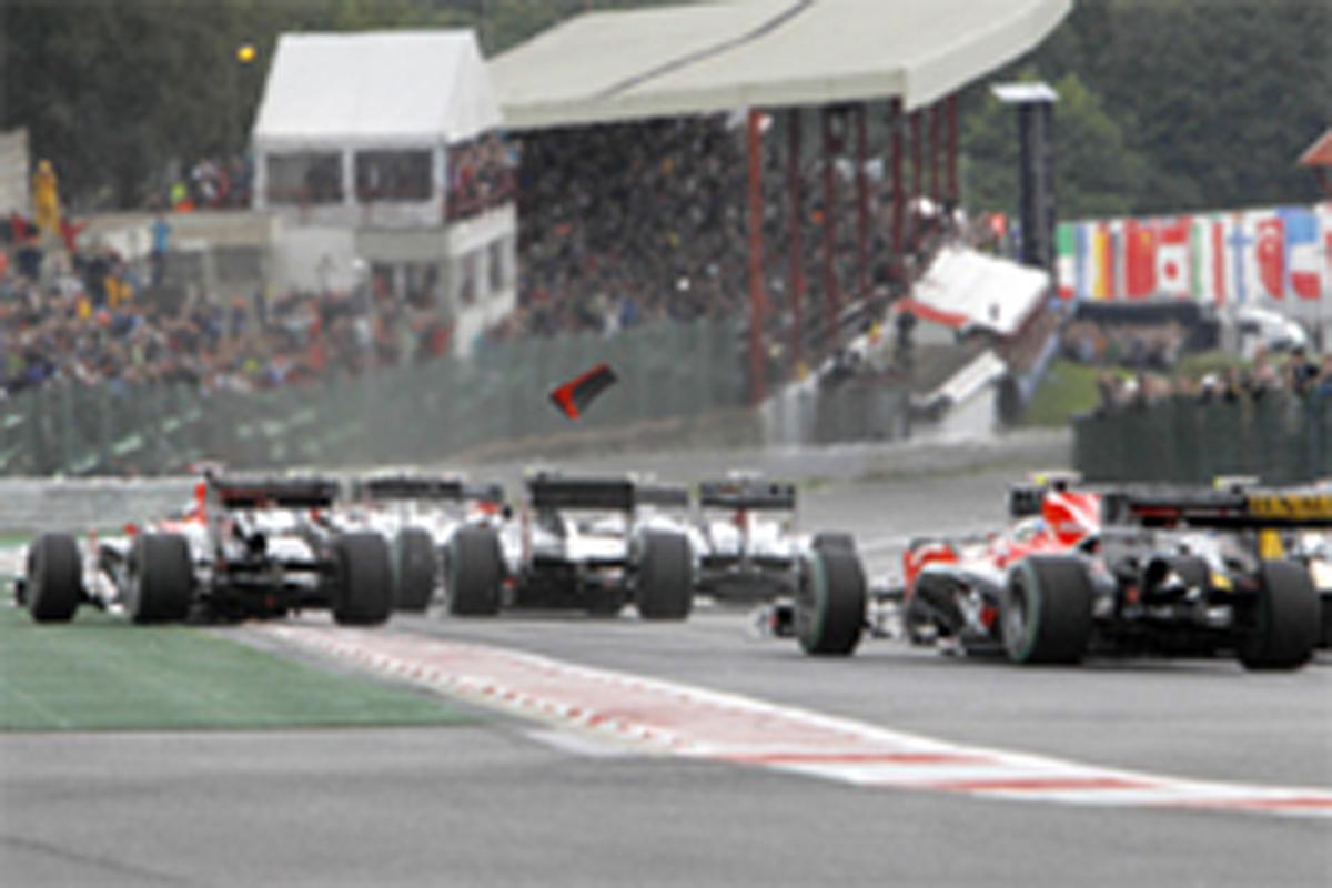 F1 2011年
