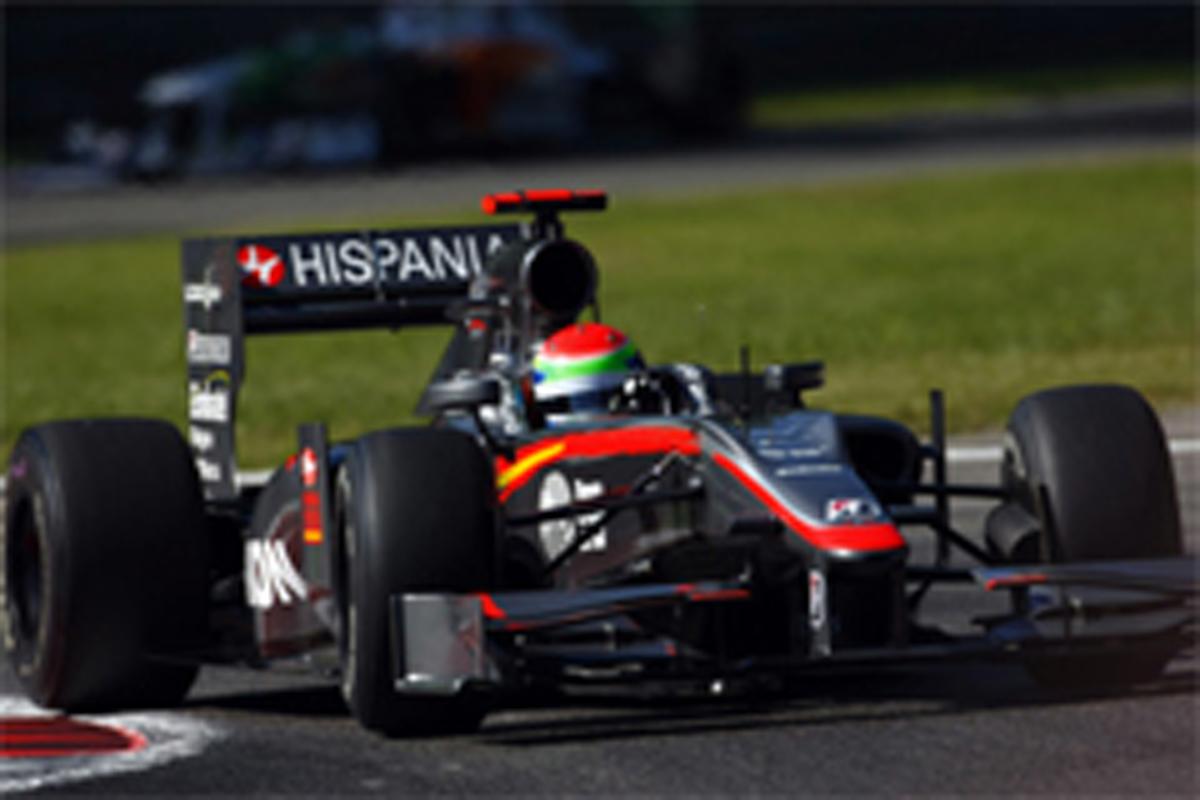 山本左近 F1イタリアGP 予選