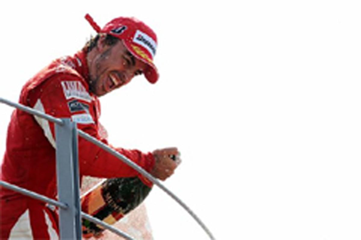 フェラーリ F1イタリアGP