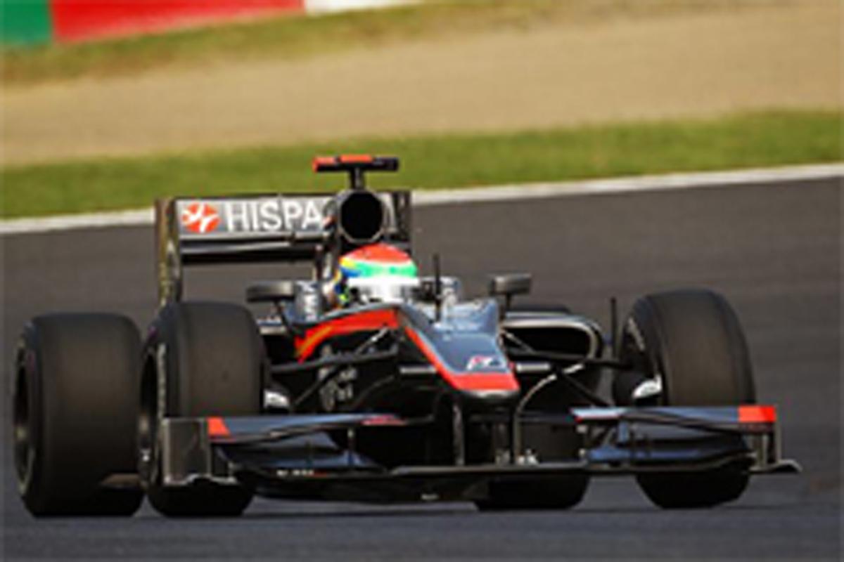 山本左近 F1日本GP