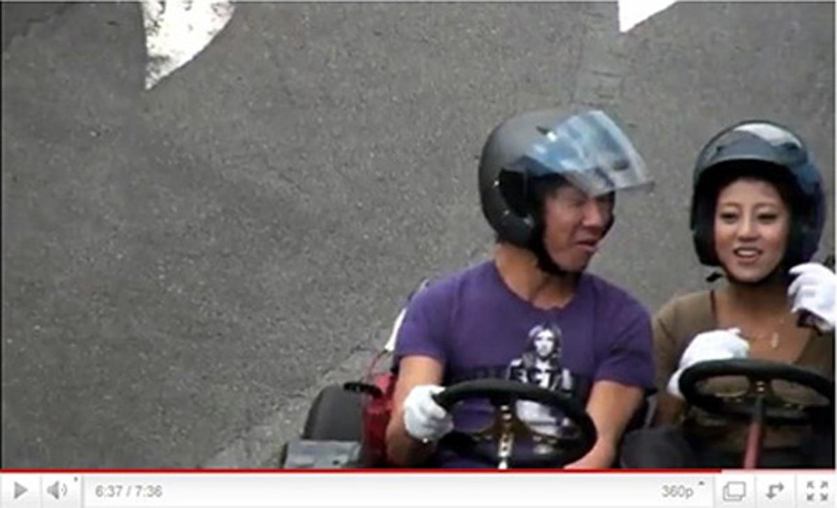 小林可夢偉 あびる優 YouTube