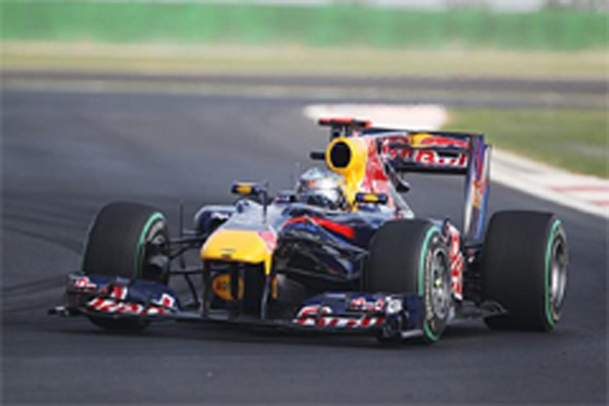 F1韓国GP 予選