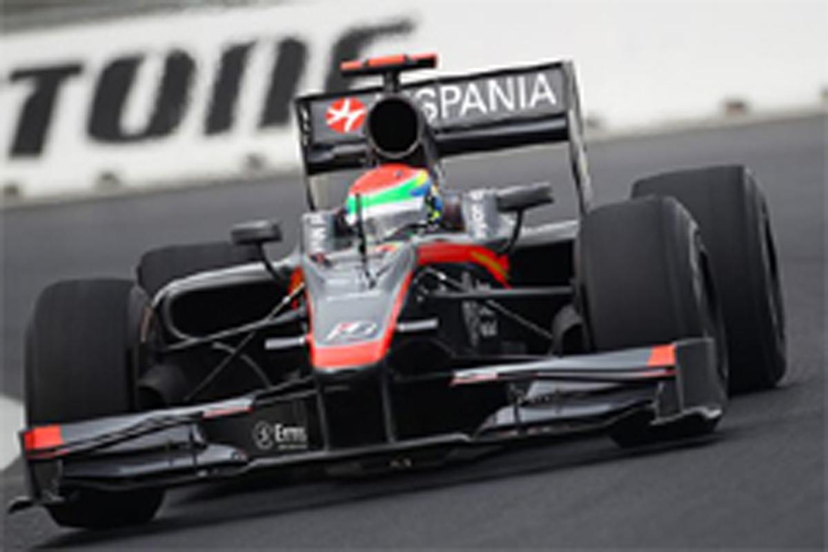 山本左近 F1韓国GP 予選