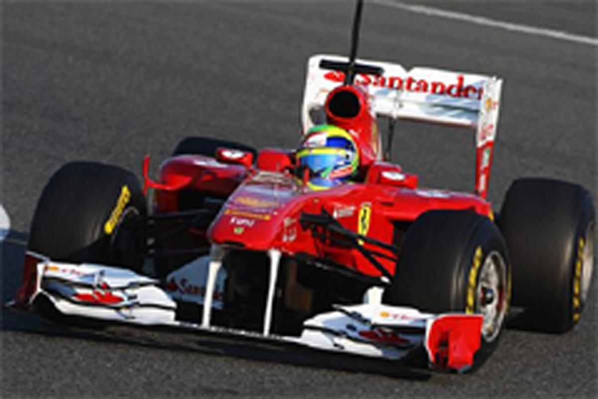フェラーリ F150th Italia