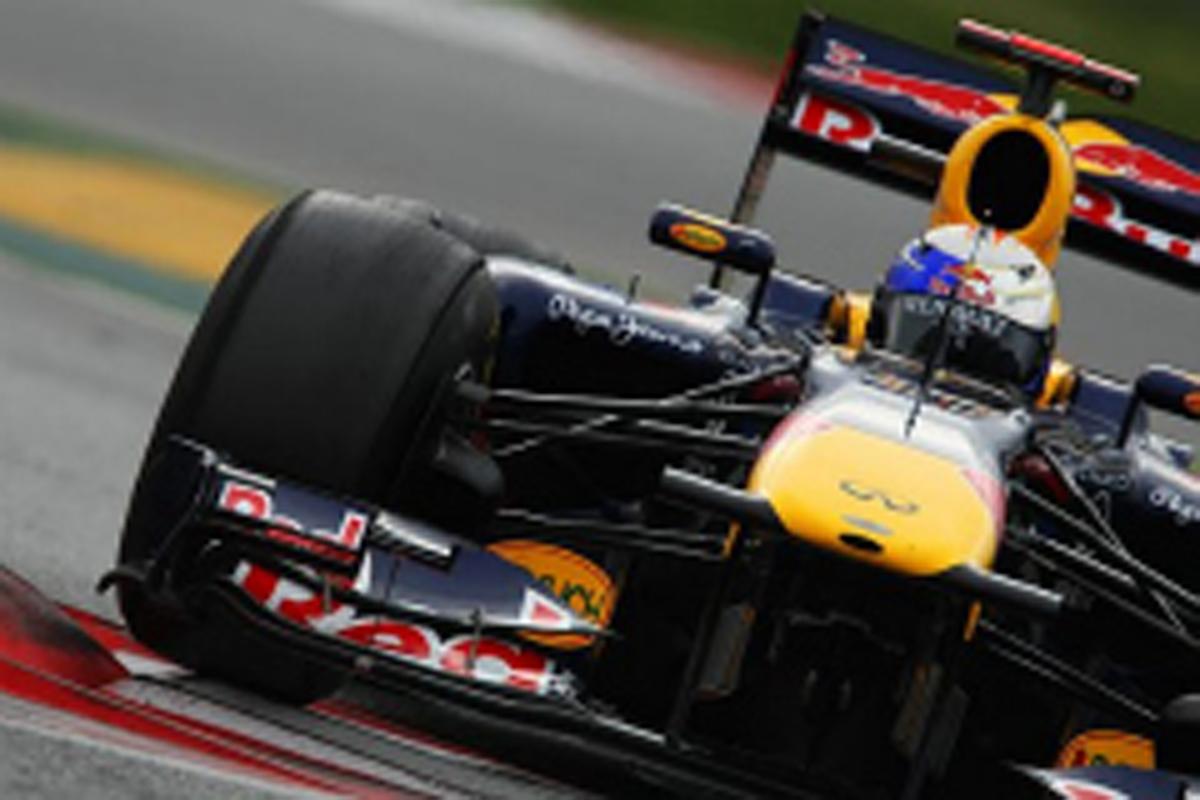 2011年 F1レギュレーション