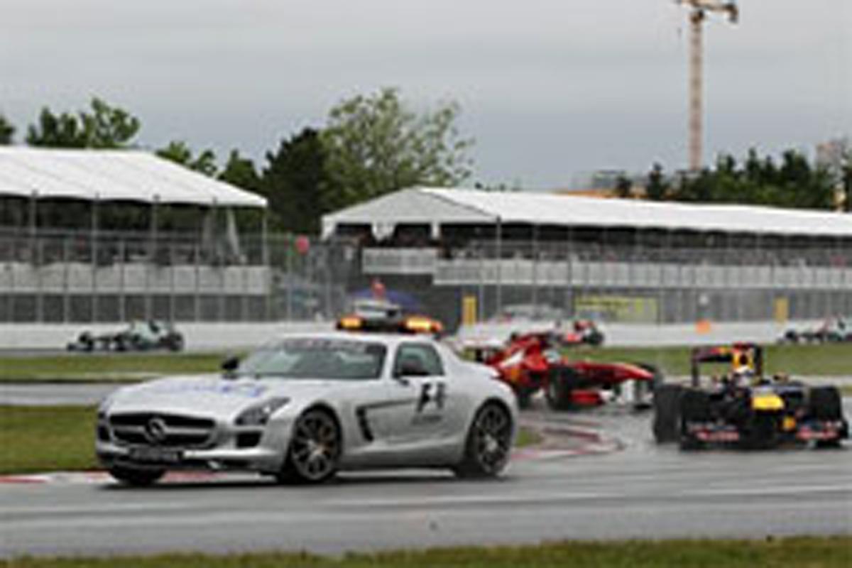 F1カナダGP 結果