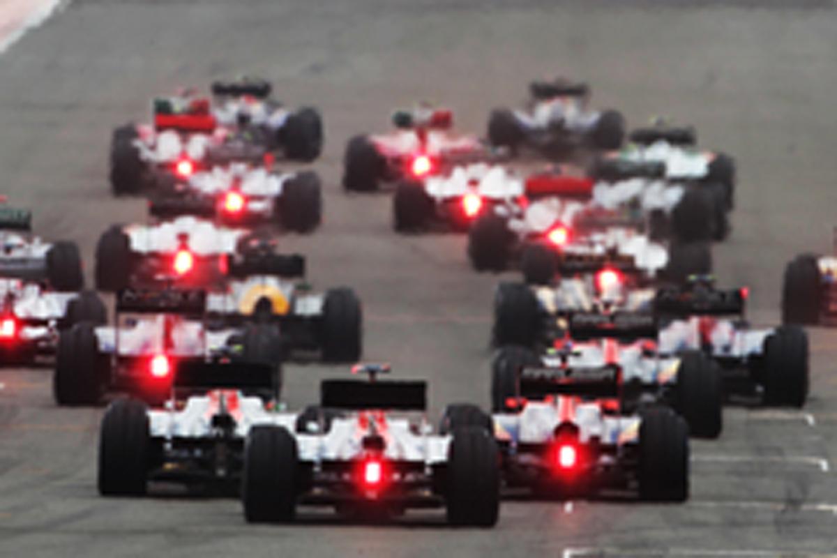 2014年 F1レギュレーション