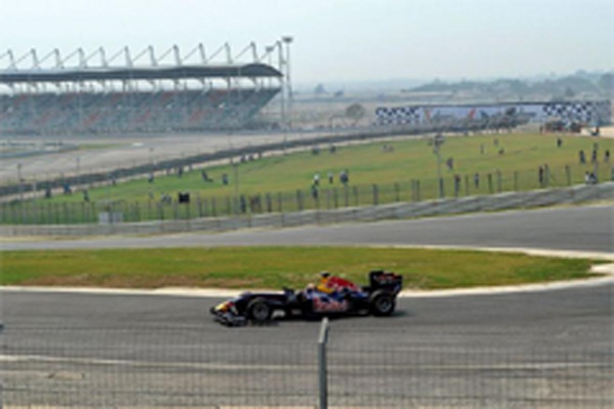 F1インドGP ブッダ・インターナショナル・サーキット