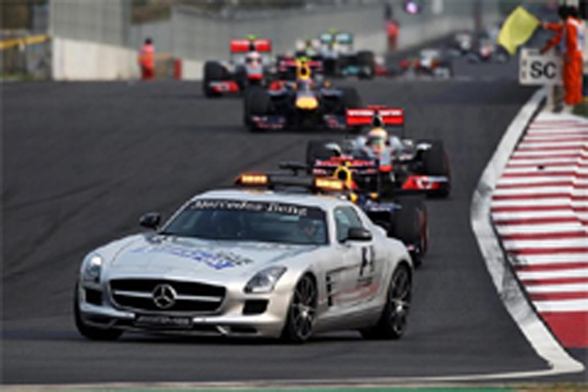 2012年 F1レギュレーション 変更点