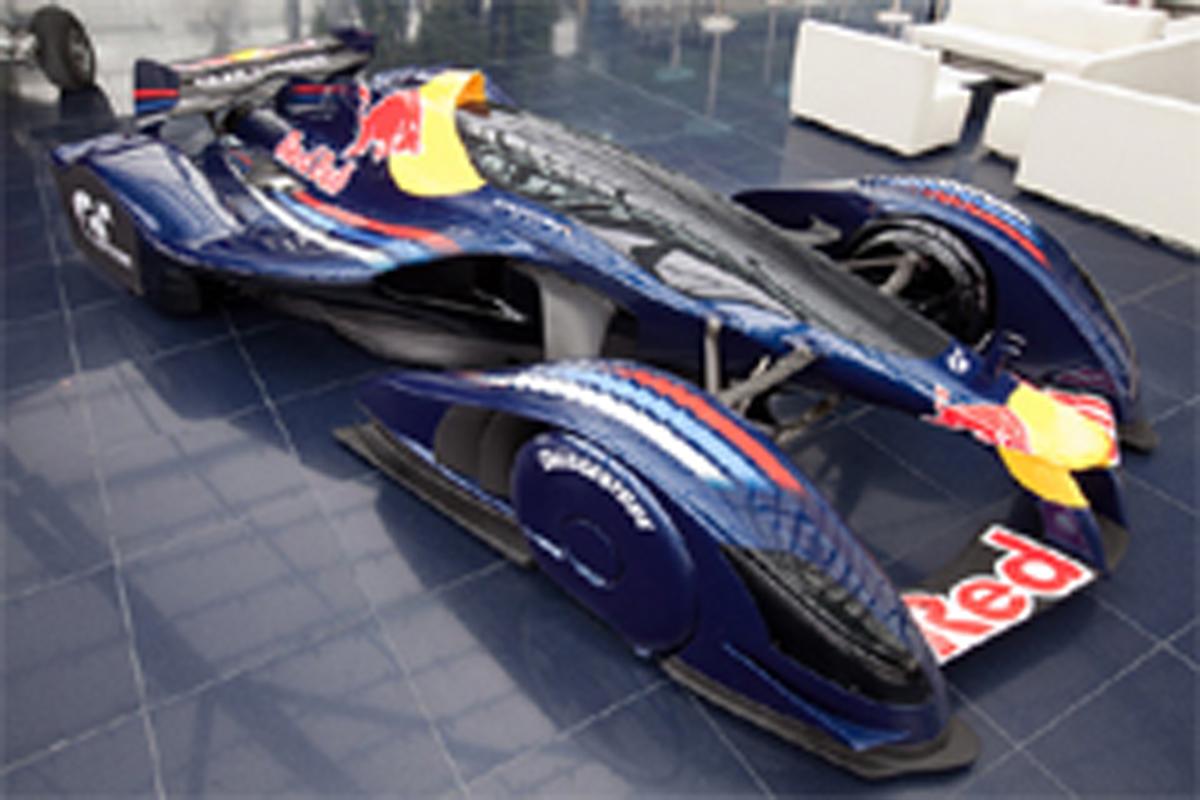 レッドブル X2010