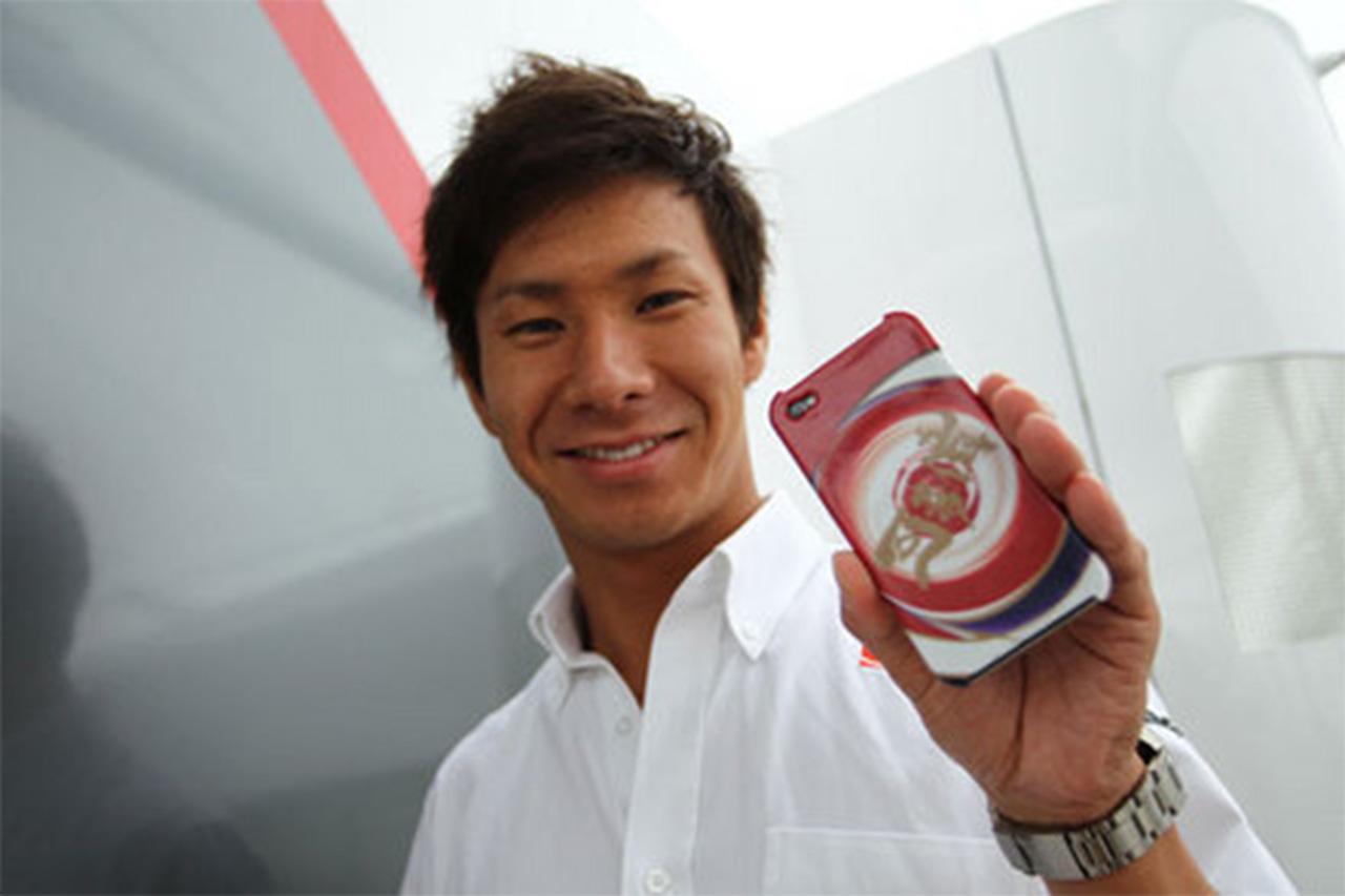 小林可夢偉 オリジナルiPhoneケースが当たるキャンペーン
