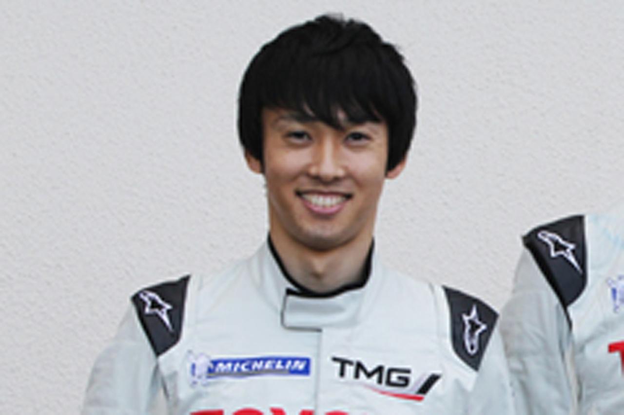 中嶋一貴 「FIA世界耐久選手権に出場するのが本当に楽しみ」